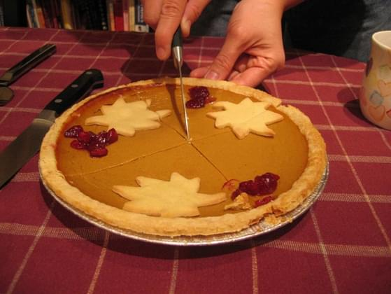 What type of pie is your favorite?