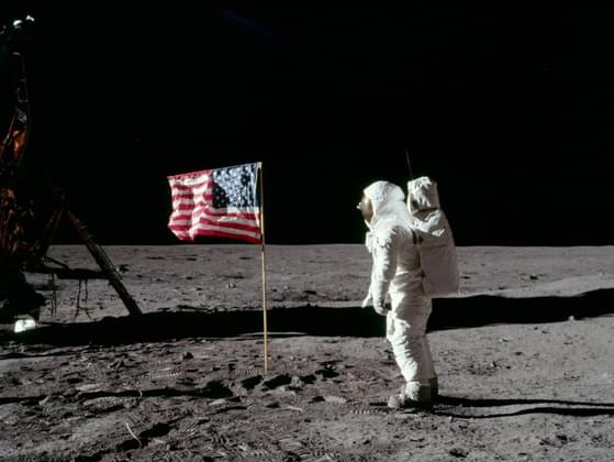 Did the U.S. really land men on the moon in 1969?