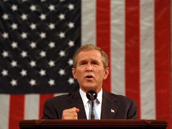 Do you believe that George Bush stole the 2000 election?