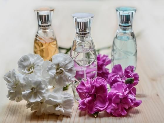 Which scent makes you feel happy and alive?