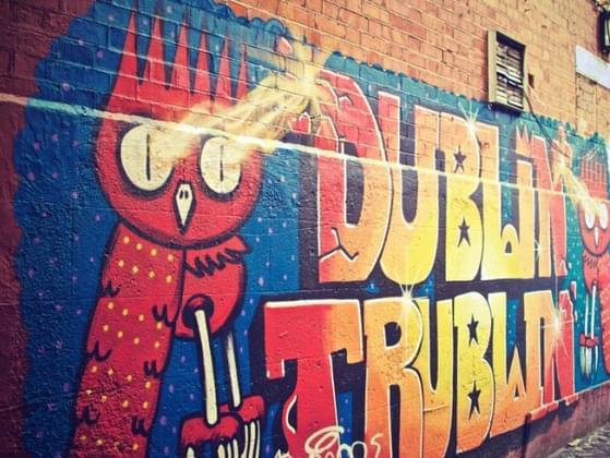 Are you a fan of graffiti?