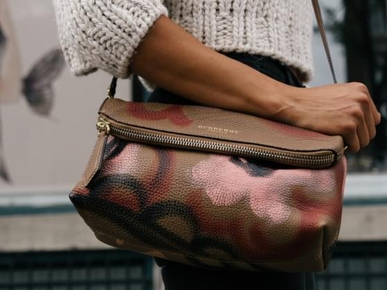 You really want a new handbag, but you can't afford it. What do you do?