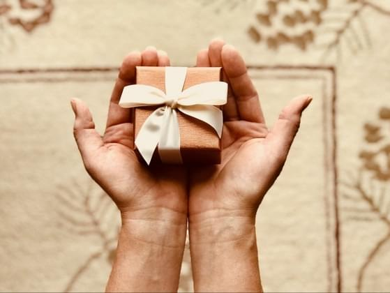What was the first gift your ex-gave you?