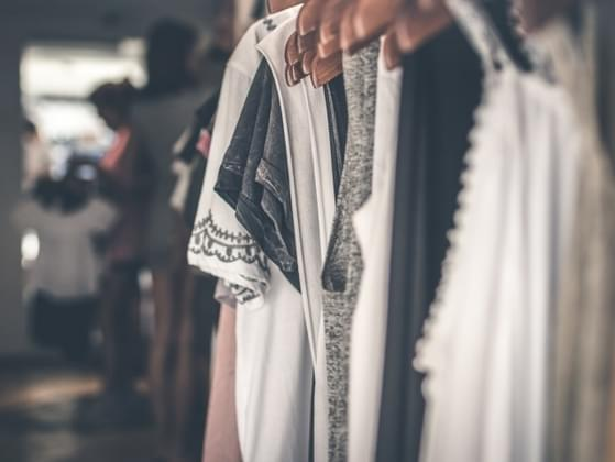 Do any of the items in your closet still have the tags on them?