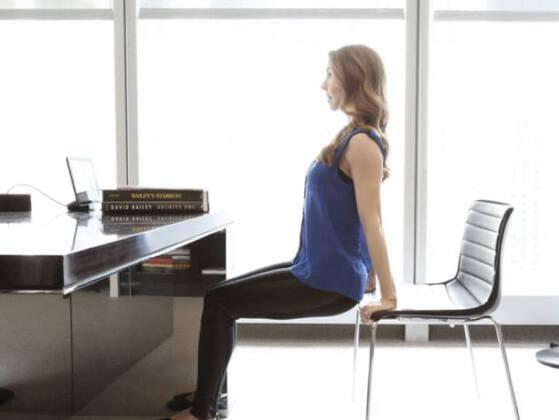 While working in a small office space, you can work out in small portions to keep your body moving. There are some basic workouts that you can do while sitting on the chair. A decent neck workout, shoulder back and forth workout, twisting and turning of handcuffs, are some of the small workouts that you can do while sitting in the office.