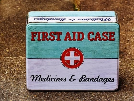 Do you carry a mini-first aid kit in your bag?