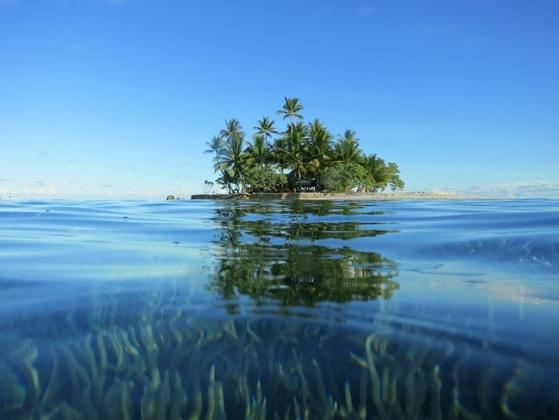 If you were stranded on a desert island what would you miss the most?