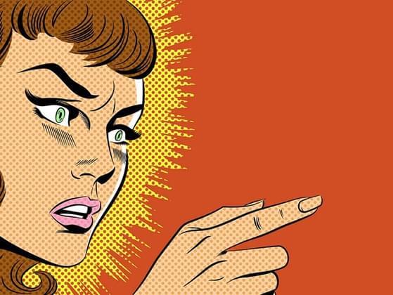 Do you get angry easily?