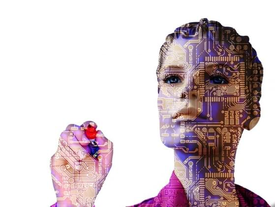 Do you believe that artificial intelligence is a good thing?