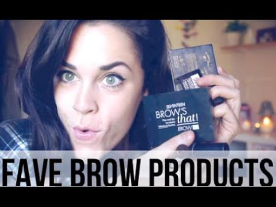 Do you shape or wax your brows?