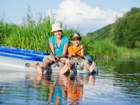 Which of these outdoor activities would you most enjoy doing?