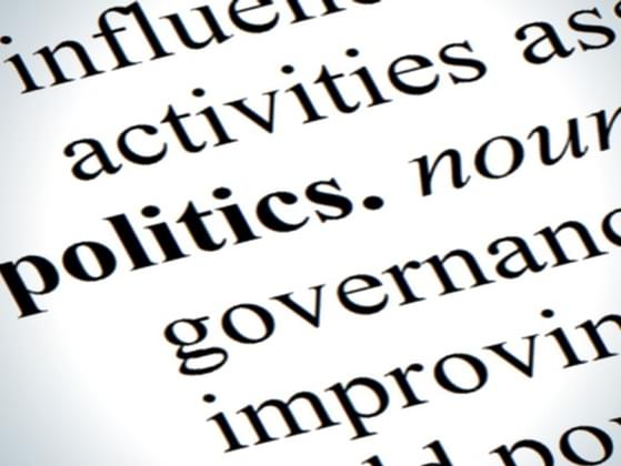 How involved are you in politics?