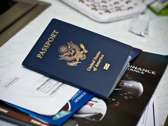Do you have stamps in your passport?