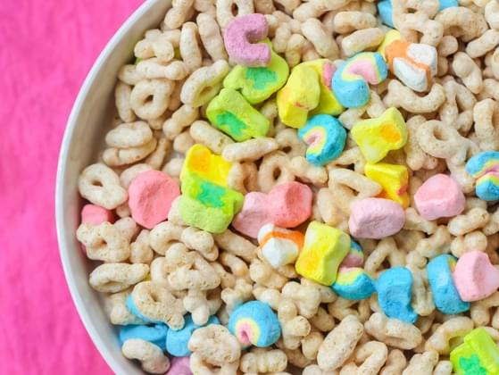 Do you like the marshmallows or oat puffs better in Lucky Charms?