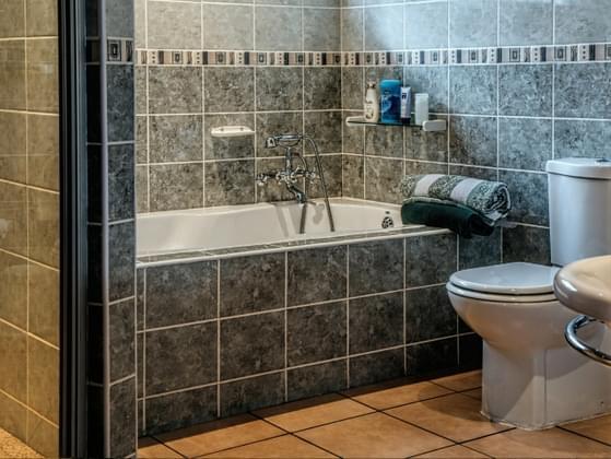 How often do you clean the bathroom?