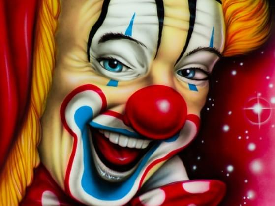 How do you feel about clowns?