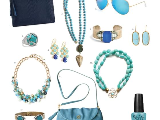 What type of accessories dominates your wardrobe?