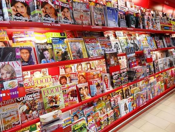Which magazine do you find yourself flipping through every month?