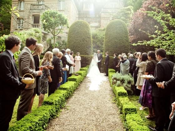 Here's a question of etiquette: Who should be the last person seated at a wedding?