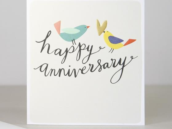 If it's your steel anniversary, how long have you been married?