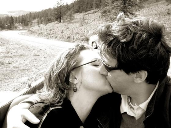 When is kissing an acceptable social greeting?