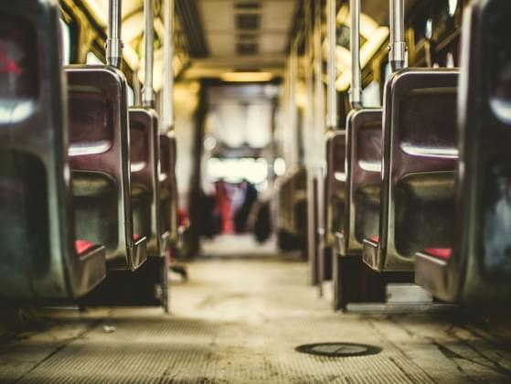What are the rules around giving up seats on public transport?