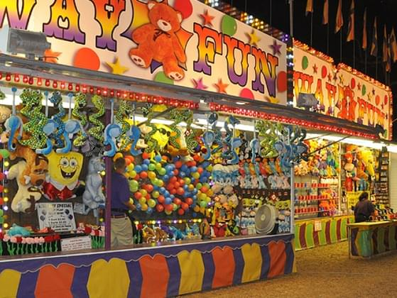 What is your favorite part about county fairs?