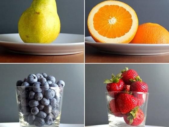 How many servings of fruit do you eat per day?