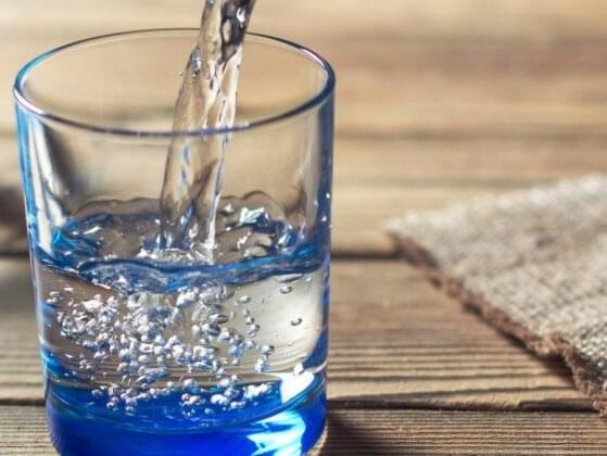 How many glasses of water do you drink a day?