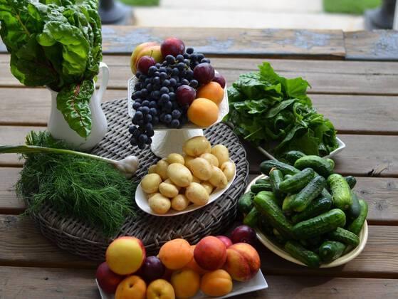 Pick a veggie!