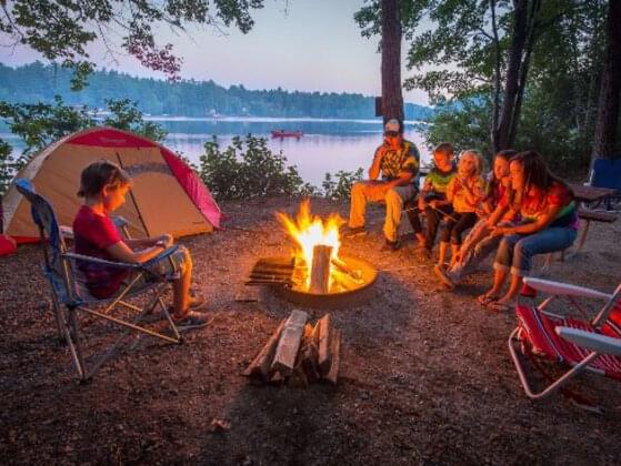 The best camping activity you always look forward to...
