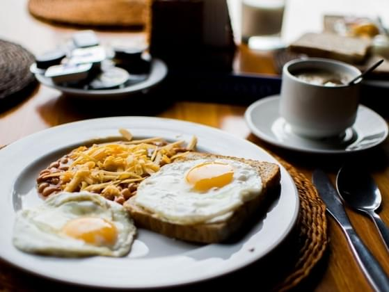 What's your go-to breakfast item?