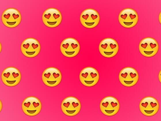 What's your favorite flirting emoji?