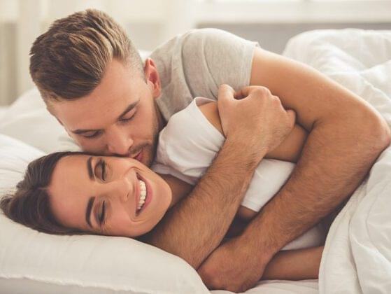 Do cuddling gives you a sense of comfort and satisfaction?