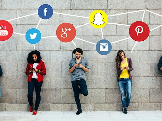 What's your opinion on the social media?