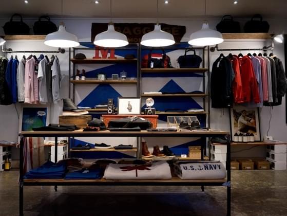 Pick a store: