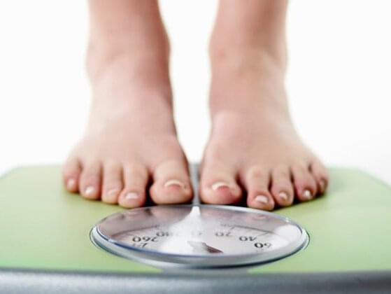 Did you experience a weight loss?