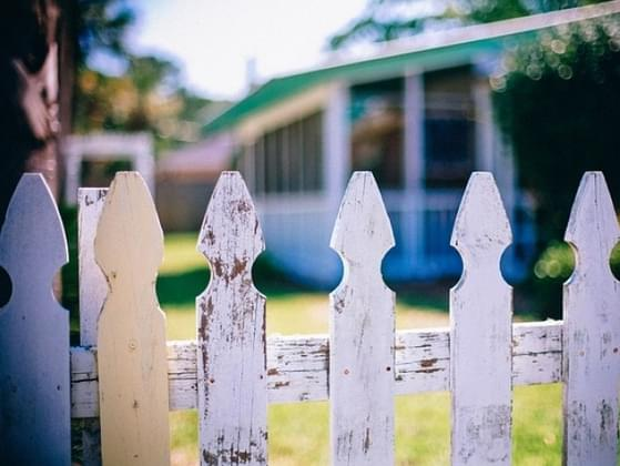 You have neighbors! How well are you likely to know them?