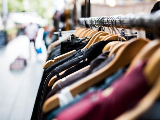 It's time to buy some new clothes! What do you get?