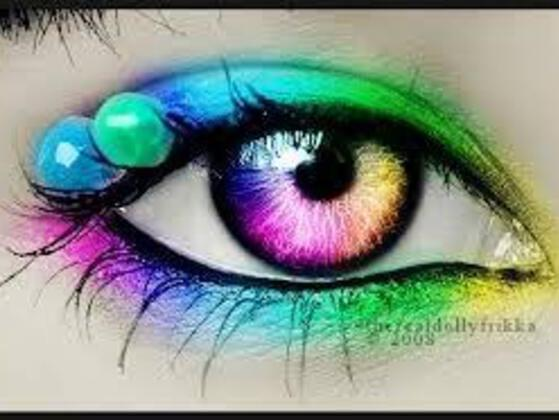 Pick some color contacts for your eyes