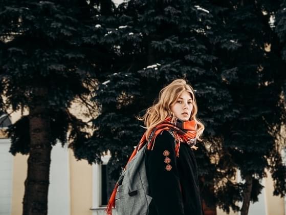 Choose a cozy fall accessory: