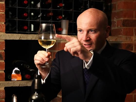 "A wine snob inquires about the origin of""Gran Reserva."
