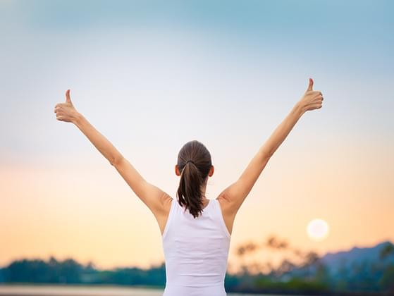 What makes you feel energized?