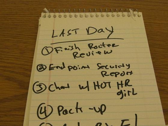 Do you use to-do lists and planners?