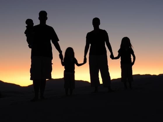 What is your relationship with your family like?