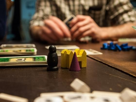 Choose a board game....