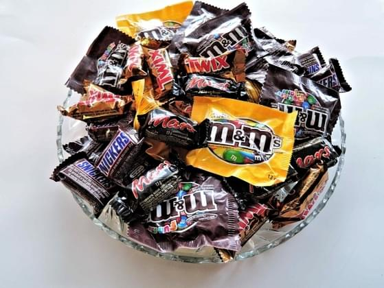 Which Halloween candy is your favorite?