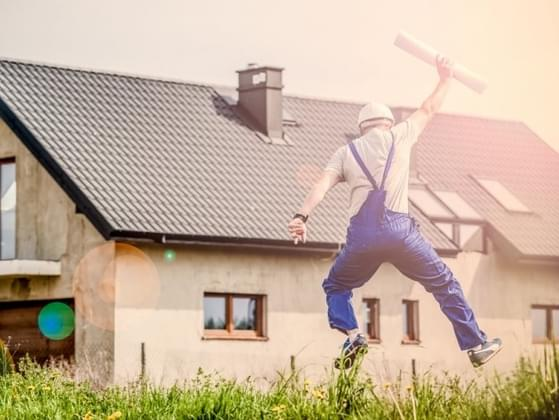 You move into a house that needs some TLC. Which room do you renovate first?