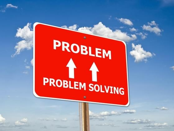 How do you approach solving a problem?