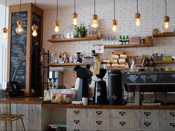 Which city would you open your cafe in?